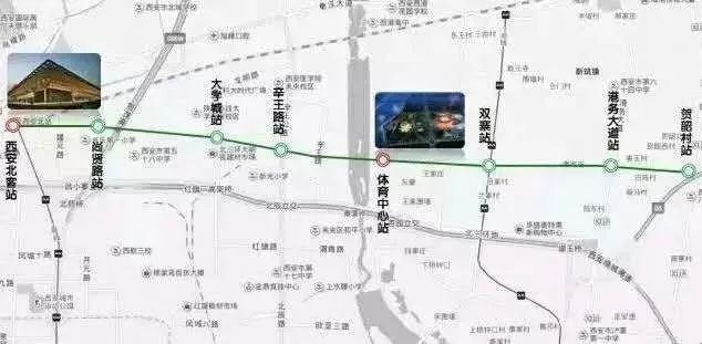 14号西安活动策划线年西安还要建设这些线路 行业新闻 丰雄广告第6张