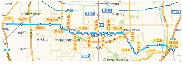 14号西安活动策划线年西安还要建设这些线路 行业新闻 丰雄广告第3张