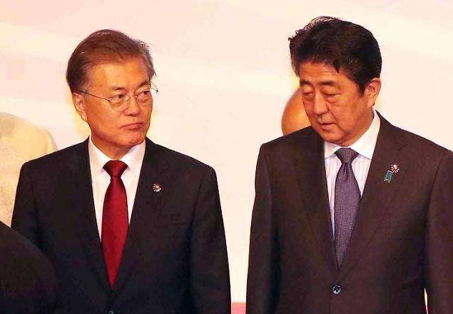 青瓦台有救了,特朗普做出重要决定,韩国民众热泪盈眶,安倍无奈