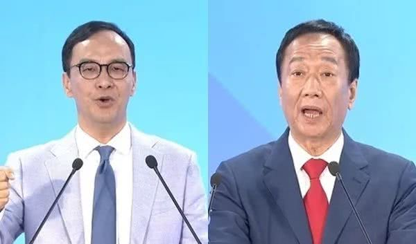 朱立伦:郭台铭若脱党参选,国民党现在就可打包