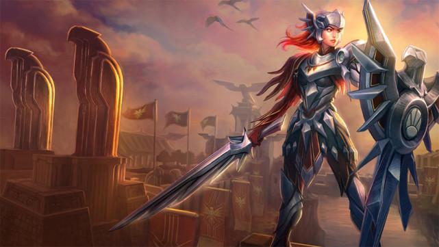 英雄联盟曙光女神的玩法以及天赋符文_学习啦在线学习网