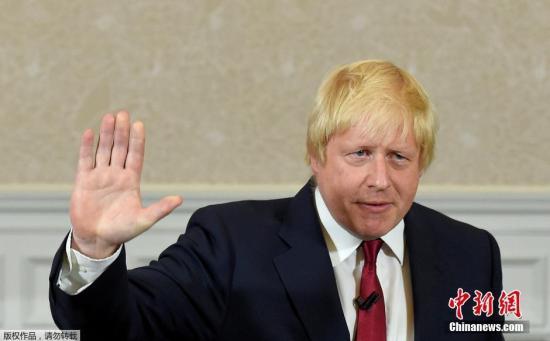 脱欧意见存分歧 英国两大臣拒绝效力约翰逊宣布将辞职
