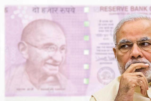 """印度经济数据大跌或将遭全球做空罗杰斯发出""""狙击印度""""的号令"""