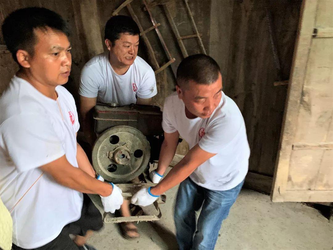 【扶贫路上】石花村:坚决打好人居环境整治硬仗