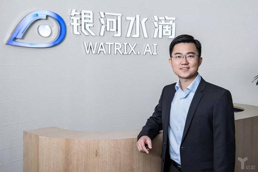 科学企业家丨银河水滴CEO黄永祯:步态+人脸打通全视角识别新场景