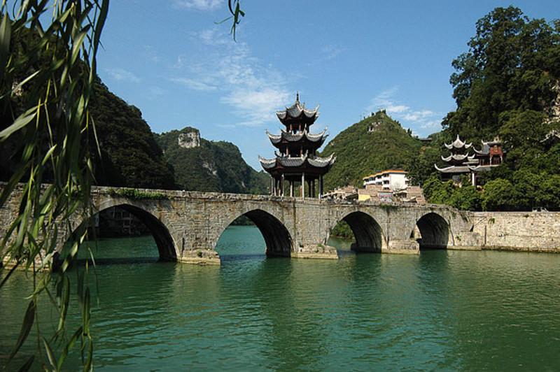 贵州旅游 镇远古镇篇图片