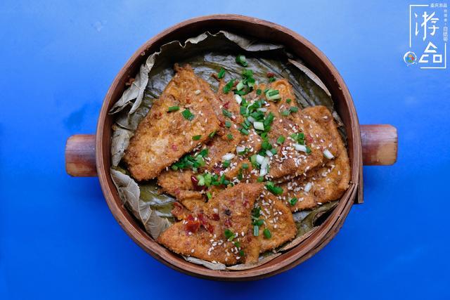 豆腐也能吃出肉的味道,重庆忠县的这道斋菜,专为白居易而做