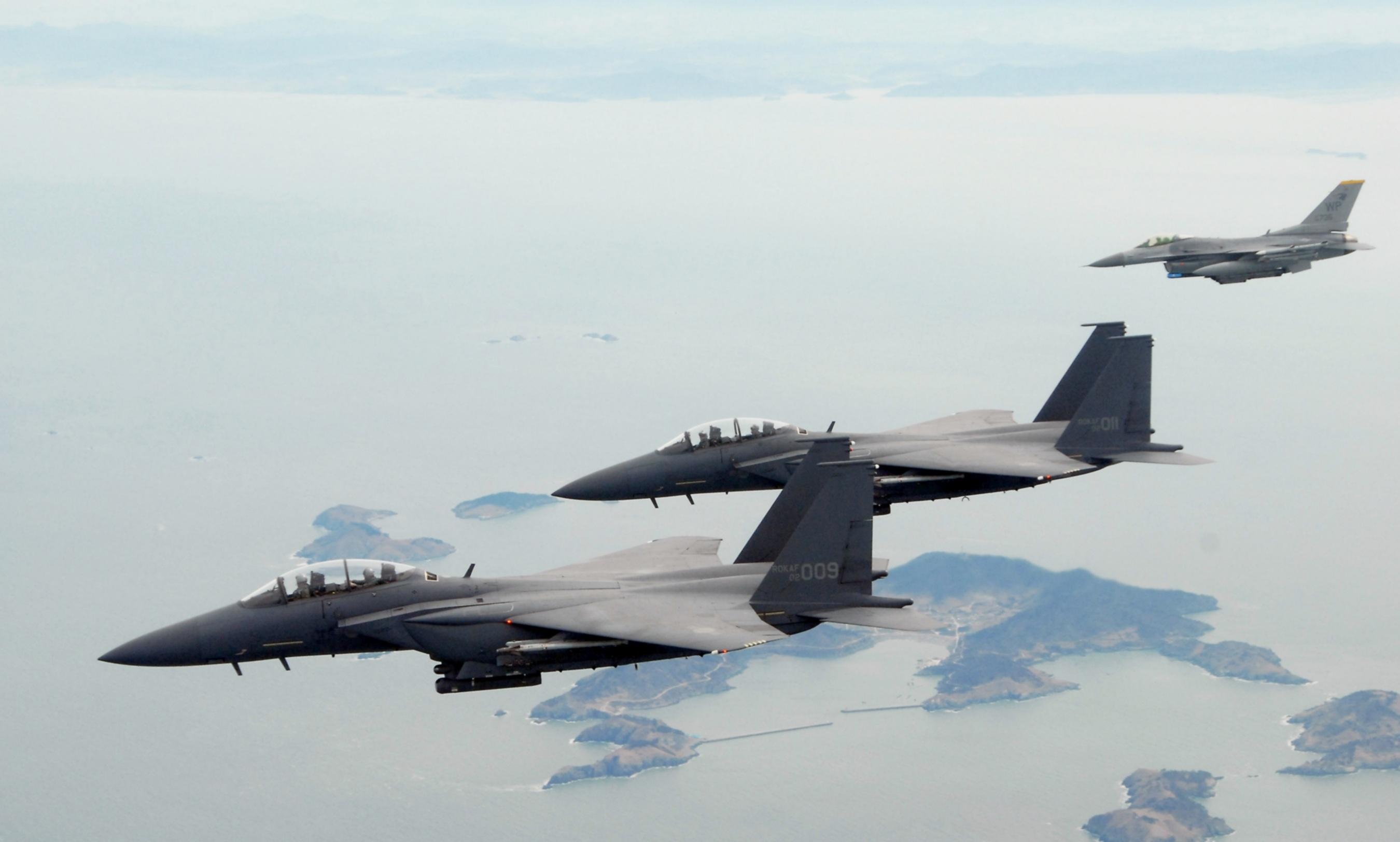 军事-免费yoqq韩国军机向俄罗斯军机开火,意味着什么yoqq资源(1)