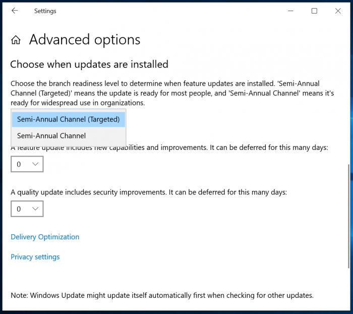 60天延期已到:微软提醒企业升级Win10 May 2019功能更新