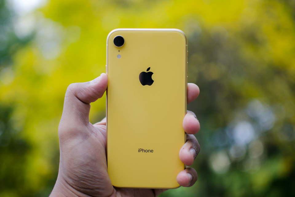 美国地区第三财季卖出的iPhone有一半为XR