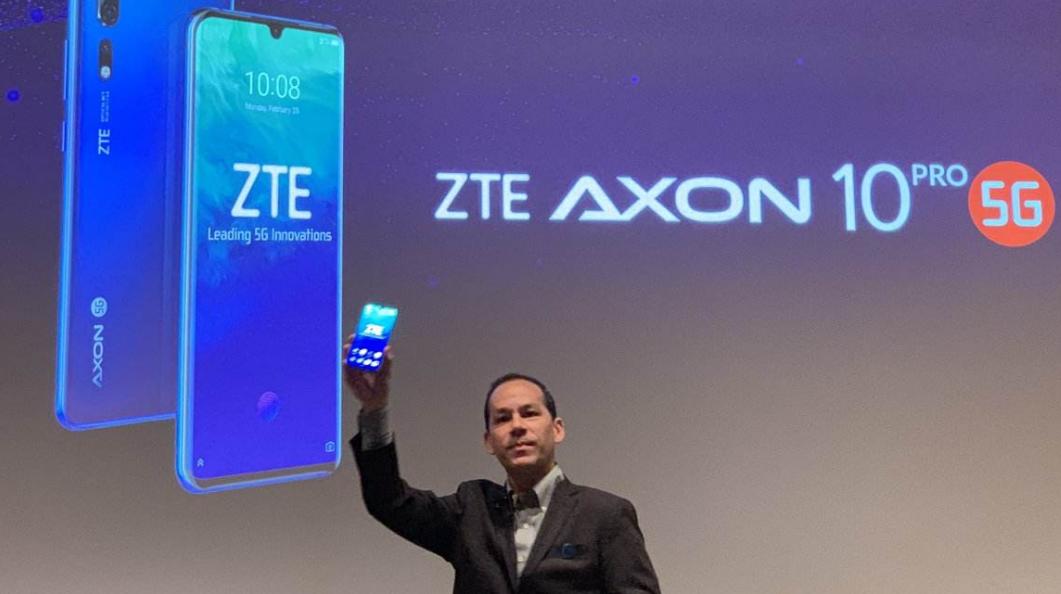 不用再辛苦搬砖!中兴发布国内首款5G手机,比华为便宜太多