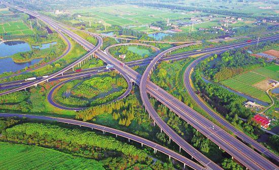 投资5亿余元,平遥立交桥项目工程开工在即,工程门头已树立!