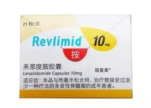 商品名:<strong>revlimid<\/strong>(瑞复美) 通用名:lenalіdomide(来那度胺) 靶点:crbn