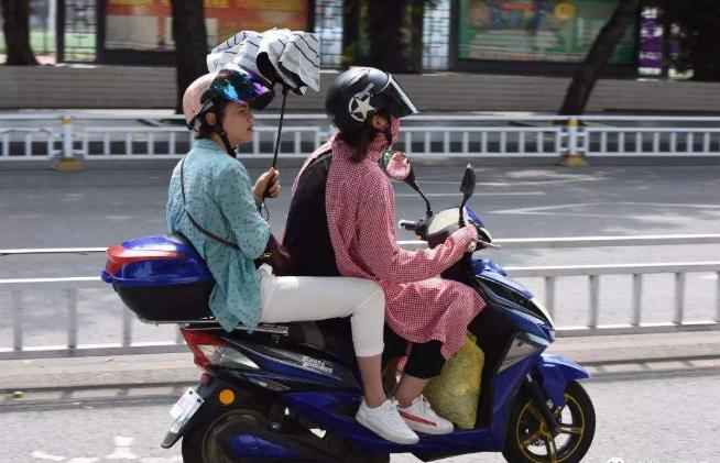 夏季骑电动车出行这些问题一定要注意,这些技巧请记牢!_淘网赚