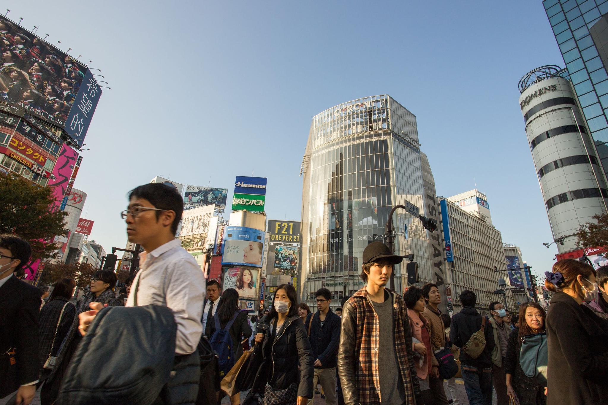 日本人压力大睡大街,那他们节假日是怎么玩的,最后一个深受欢迎
