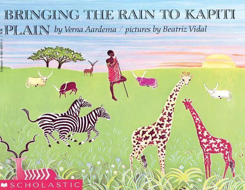 ����yki��j9�m9n�_这个非洲故事是一首非常有韵律感的诗,讲述了一个叫ki-pat 的人,为它