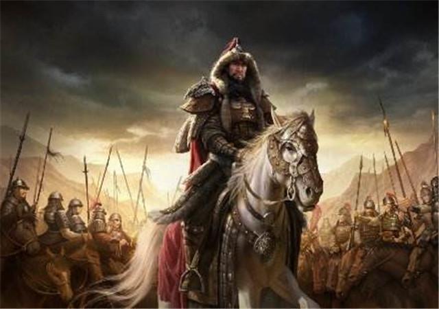 志在称霸世界的成吉思汗,却被一小国缠住,最终老命不保