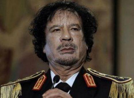 为何卡扎菲那么有钱,当初不选择逃亡,而是留在国内等着被虐杀?
