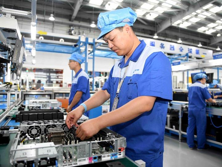 国际时评经济转型催生中国与世界新互动