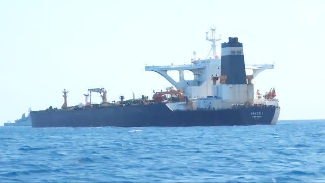 军事-伊朗反扣英国油轮,法德美以沙5国为啥共同对伊朗施压?(1)