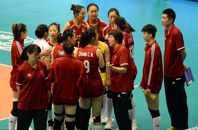 中国女排,三驾马车已形成,她们三人将是卫冕东京奥运冠军的王牌