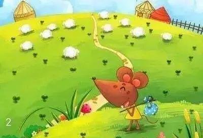 【声音魔法石】《小老鼠和乌龟》_花生图片
