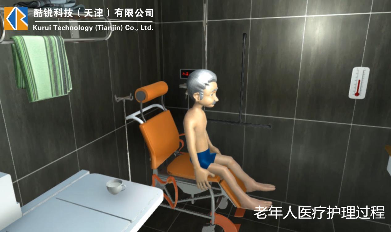 三维医疗过程演示动画