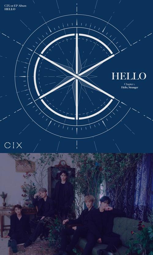 裴珍映组合CIX今日正式出道 揭开5人5色神秘面纱