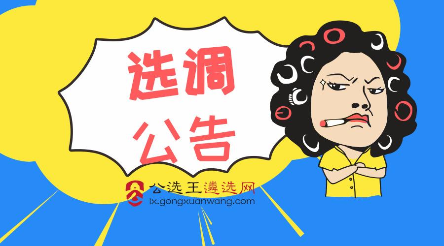四川选调!绵阳市选调30名机关事业单位工作人员!