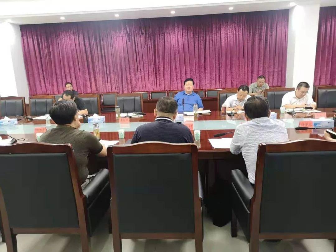 秦皇岛市长张瑞书专题调度生态环境执法工作全力保障环境安全