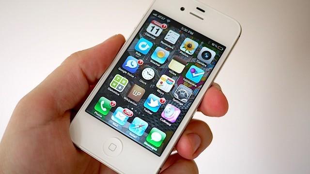 上古神机iPhone 4S居然获得了iOS更新!