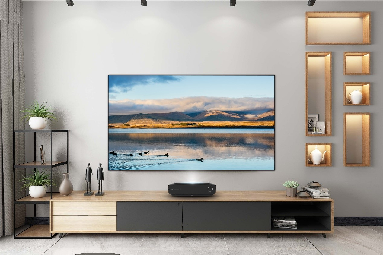 高端大屏智能成电视突破口 海信全面领跑高端市场_彩电