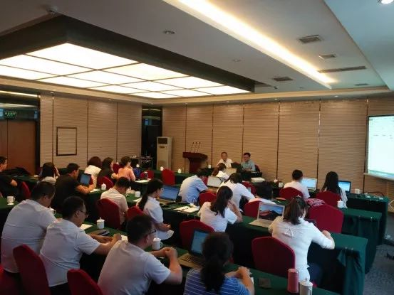 <b>【集团新闻】龙钢集团召开ERP系统HR数据采集培训</b>