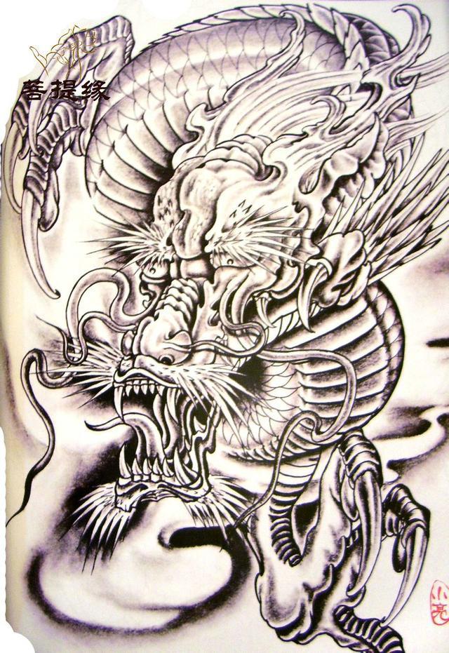 我是雕刻师,纹身缘工艺雕刻素材素描供稿菩提设计教程3dppt图片