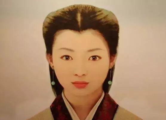 凌惠平容貌复原图