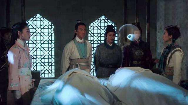 TVB新版《包青天》画面好像重回八十年代 包拯展昭不知谁保护谁?伞乐活