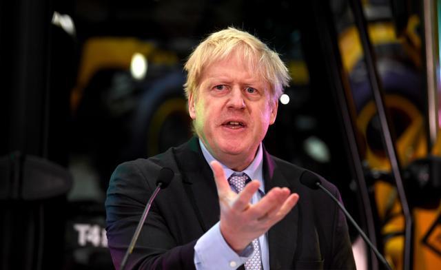 军事-约翰逊就任英国首相后,面临哪些难题?(1)