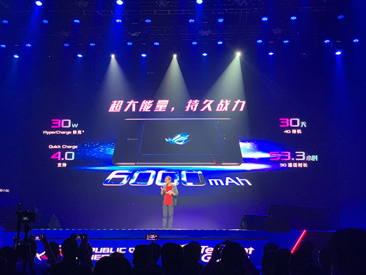 游戏综合资讯-免费yoqqROG游戏手机2发布:3499元起骁龙855 Plusyoqq资源(11)