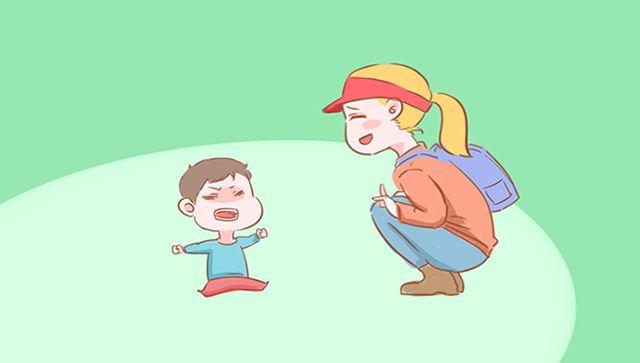 """孩子哭闹是因为伤心?家长别傻傻被"""""""