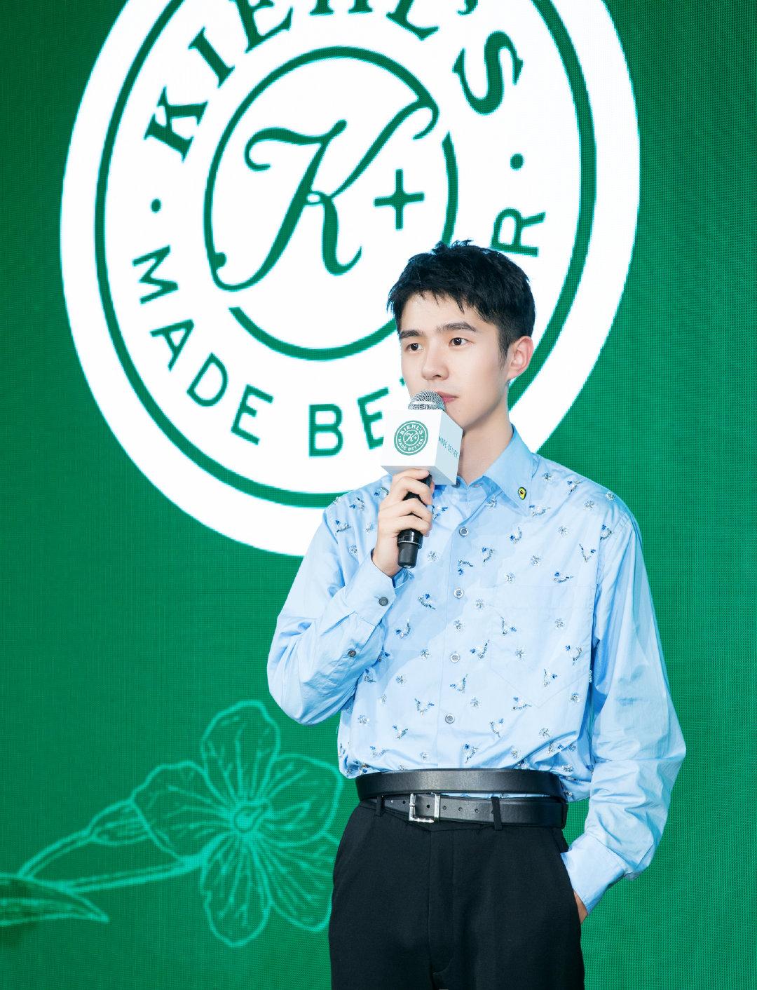刘昊然透露将进组拍《唐探3》 携王子异王哲比帅