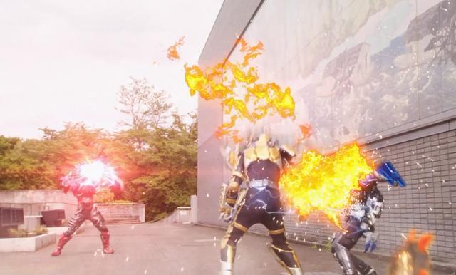 动漫-假面骑士怪人drive设定公开 超死火原型 重加速克制复活者疾风(5)