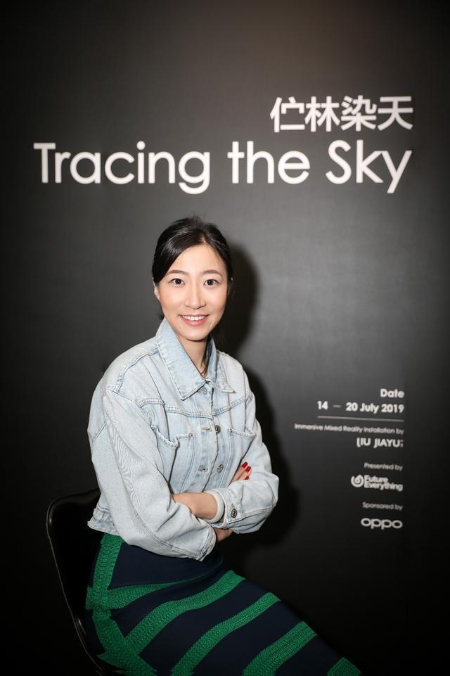 OPPO携中国年轻创作者登曼彻斯特艺术节,AR作品或成主流