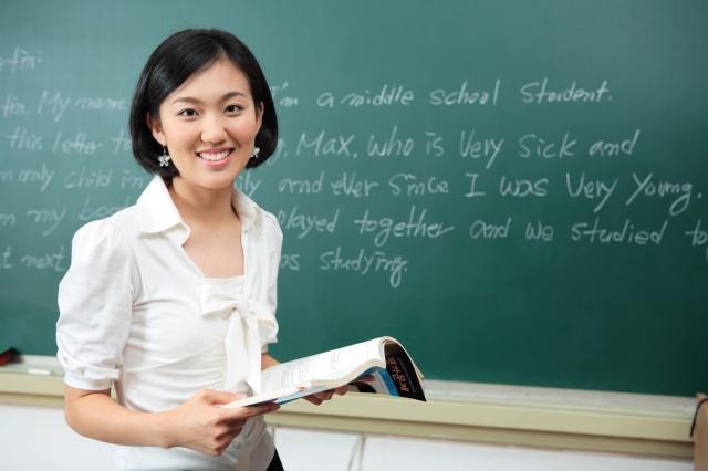 不管大学还是小学,为什么英语老师几乎都是年轻又漂亮的女老师?