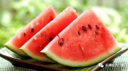 温馨提示丨西瓜要少吃,真实的热量要高过米饭!真的吗?