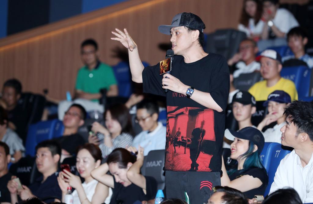 李晨大赞这部国产动画真的太好了 陈建斌表示被此动画征服