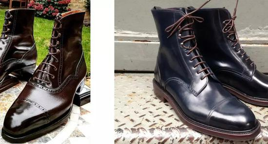 Dress Boots and Oxford boots