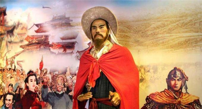 历史-免费yoqq美国教科书里的三个中国历史人物,诗人、美女和农民起义领袖yoqq资源(3)