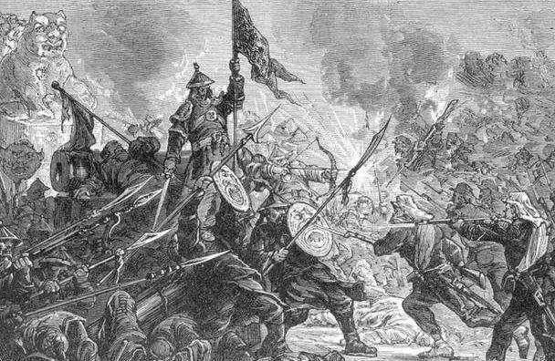 我国史上最窝囊的一次战役,损失2万多,却杀敌不过十人