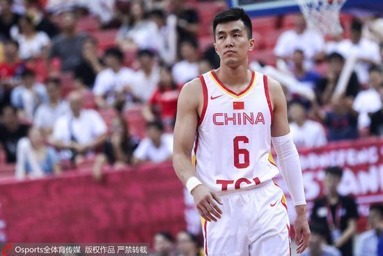 前瞻:中国与克罗地亚争斯杯冠军!周琦郭艾伦领衔出战