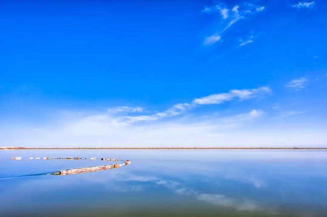 """中国最大的""""天空之镜,是茶卡盐湖的56倍,美到窒息却鲜少人知"""